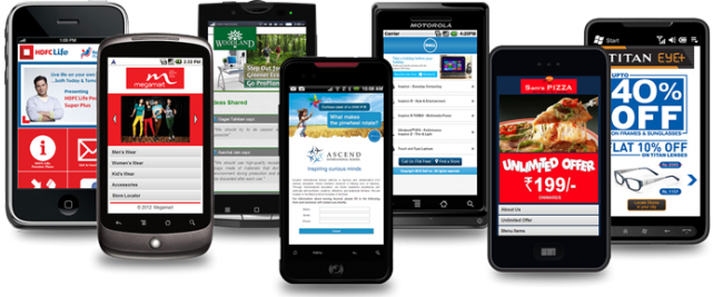 Duke Inspection Services Mobile Website