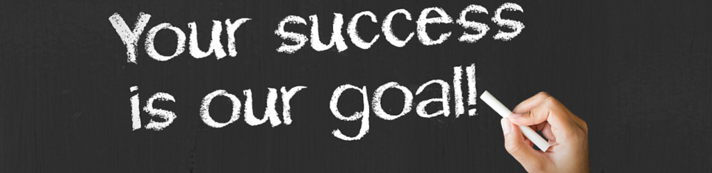 Your Sucess Our Goal